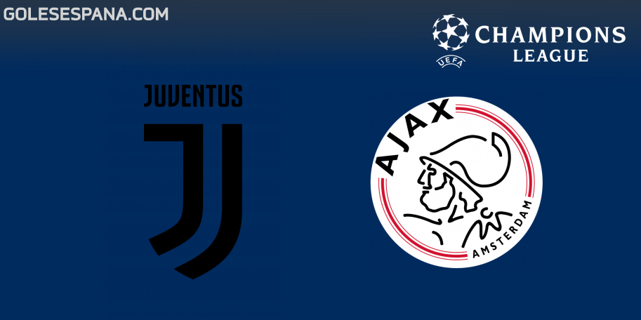 Juventus vs Ajax en VIVO Online - Champions League 2018-2019 en directo Cuartos de Final