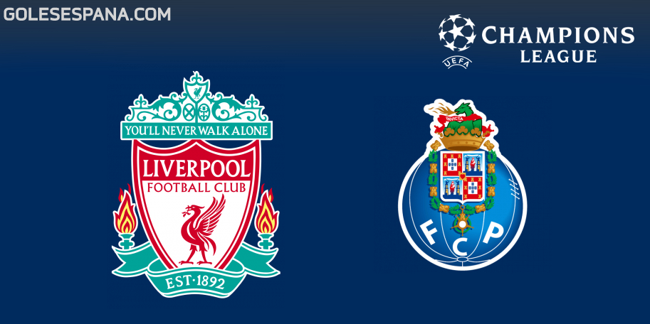 Liverpool vs Porto en VIVO Online - Champions League 2018-2019 en directo Cuartos de Final