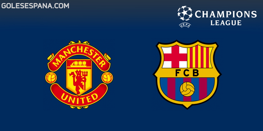 Manchester United vs Barcelona en VIVO Online - Champions League 2018-2019 en directo Cuartos de Final