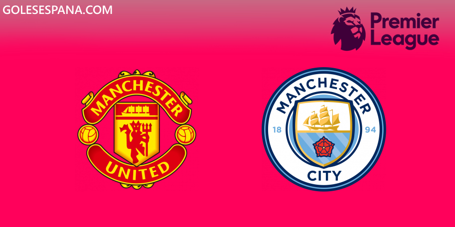 Manchester United vs Manchester City en VIVO Online - Premier League 2018-2019 en directo Jornada 31