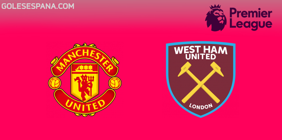 Manchester United vs West Ham en VIVO Online - Premier League 2018-2019 en directo Jornada 34