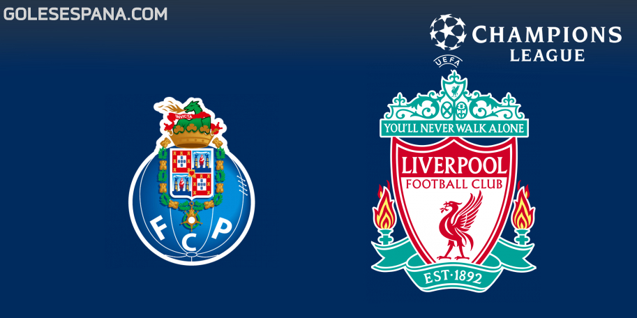 Porto vs Liverpool en VIVO Online - Champions League 2018-2019 en directo Cuartos de Final