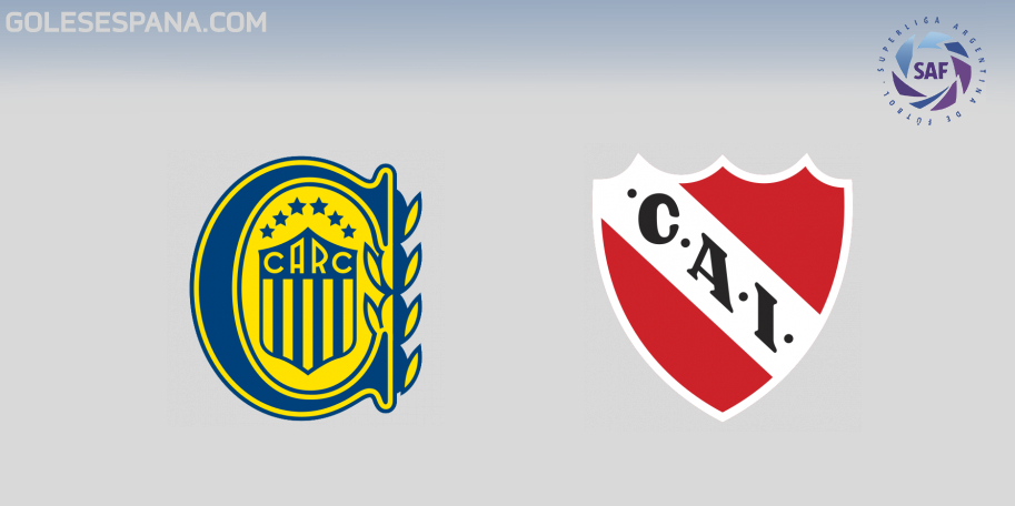 Rosario Central vs Independiente en VIVO Online - Superliga 2018-2019 en directo Jornada 25