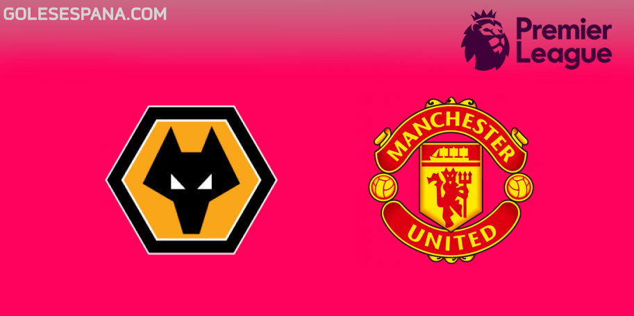Wolves vs Manchester United en VIVO Online - Premier League 2018-2019 en directo Jornada 33