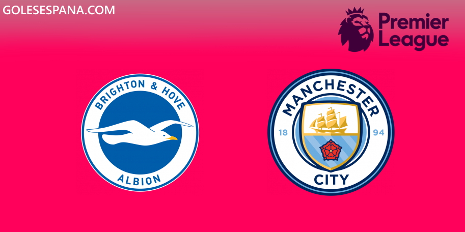 Brighton vs Manchester City en VIVO Online - Premier League 2018-2019 en directo Jornada 38