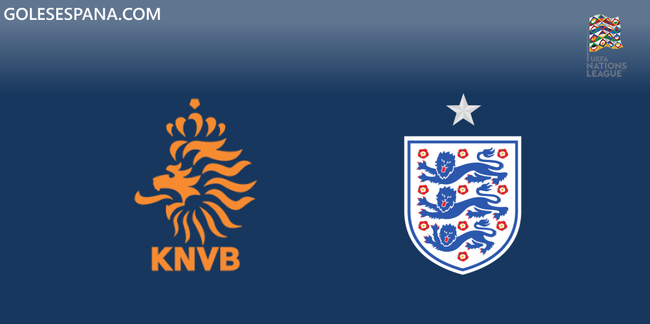 Holanda vs Inglaterra en VIVO Online - UEFA Nations League 2018-2019 en directo Semifinal