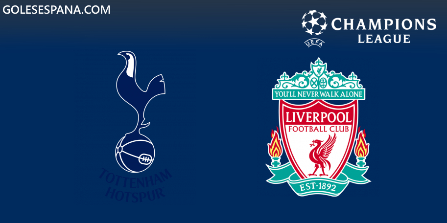 Tottenham vs Liverpool en VIVO Online - Champions League 2018-2019 en directo Final