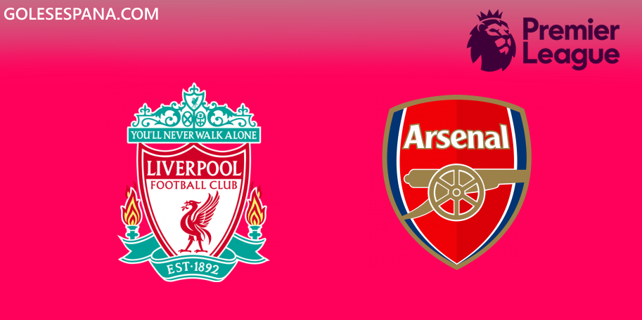 Liverpool vs Arsenal en VIVO Online - Premier League 2019-2020 en directo Jornada 3