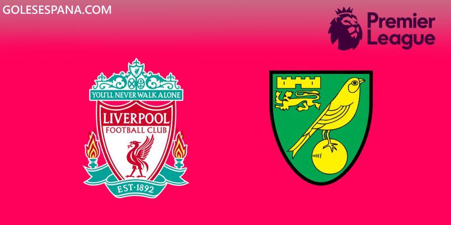 Liverpool vs Norwich en VIVO Online - Premier League 2019-2020 en directo Jornada 1