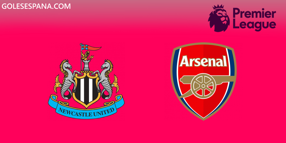 Newcastle vs Arsenal en VIVO Online - Premier League 2019-2020 en directo Jornada 1