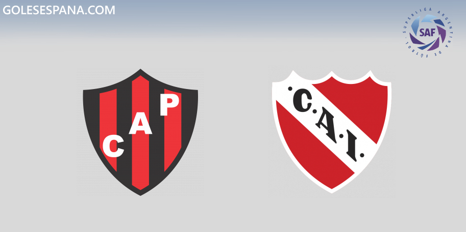 Patronato vs Independiente en VIVO Online - Superliga 2019-2020 en directo Jornada 5