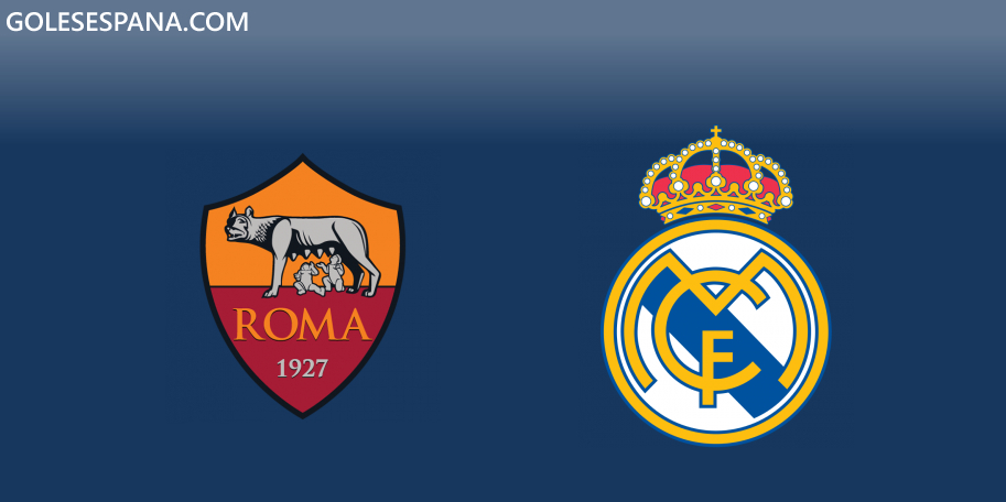 Roma vs Real Madrid en VIVO Online - Amistoso 2019 en directo