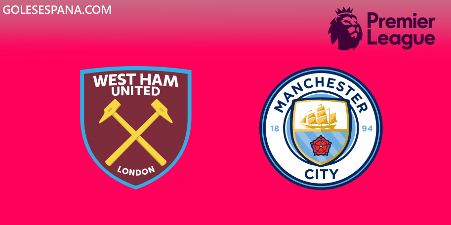 West Ham vs Manchester City en VIVO Online - Premier League 2019-2020 en directo Jornada 1