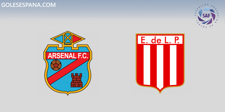 Arsenal vs Estudiantes en VIVO Online - Superliga 2019-2020 en directo Jornada 8