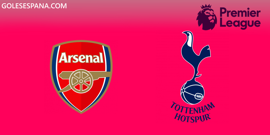 Arsenal vs Tottenham en VIVO Online - Premier League 2019-2020 en directo Jornada 4