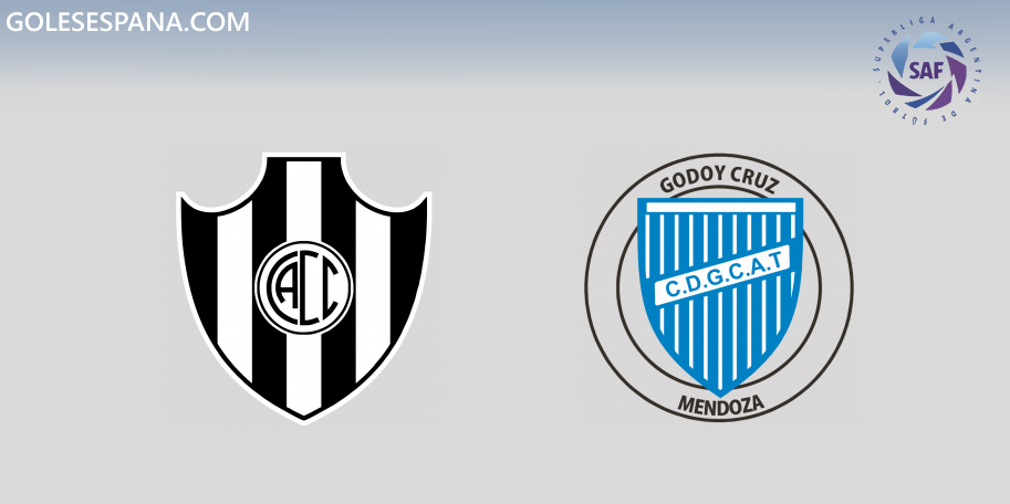 Central Córdoba vs Godoy Cruz en VIVO Online - Superliga 2019-2020 en directo Jornada 8