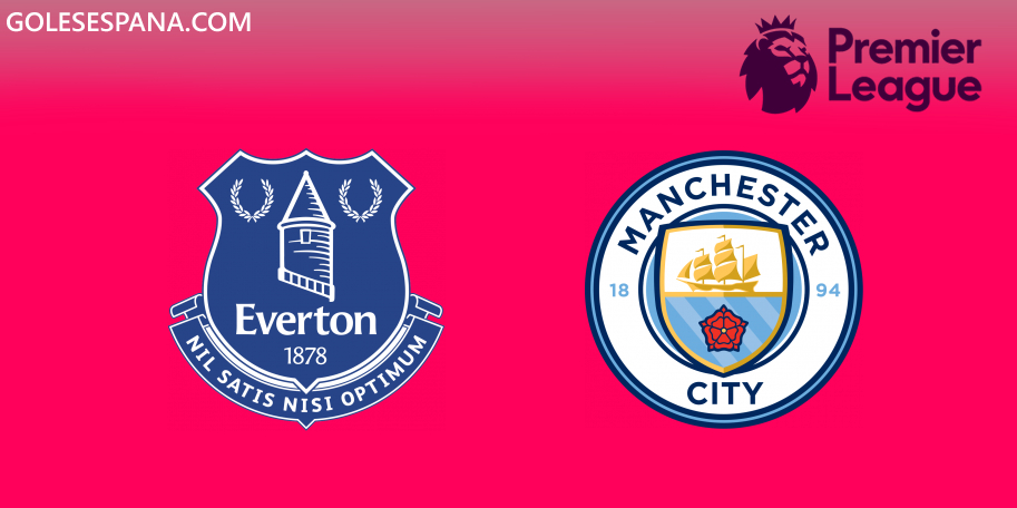 Everton vs Manchester City en VIVO Online - Premier League 2019-2020 en directo Jornada 7