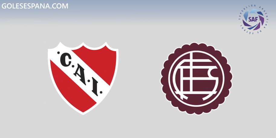 Independiente vs Lanús en VIVO Online - Superliga 2019-2020 en directo Jornada 6