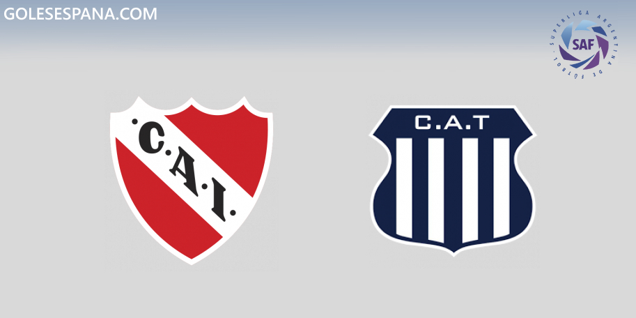 Independiente vs Talleres en VIVO Online - Superliga 2019-2020 en directo Jornada 8