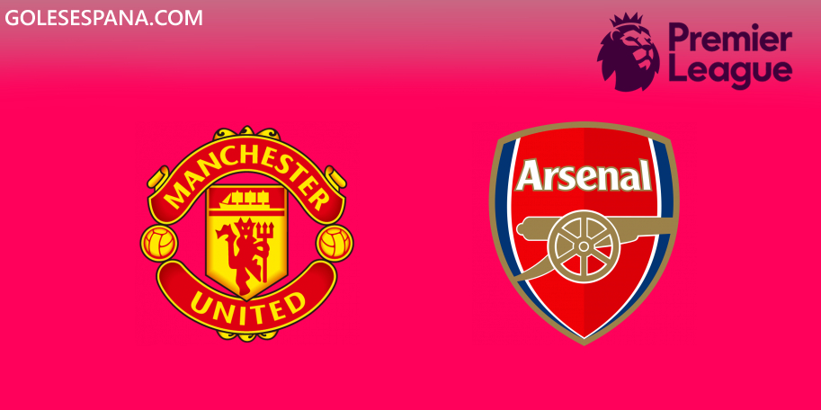 Manchester United vs Arsenal en VIVO Online - Premier League 2019-2020 en directo Jornada 7
