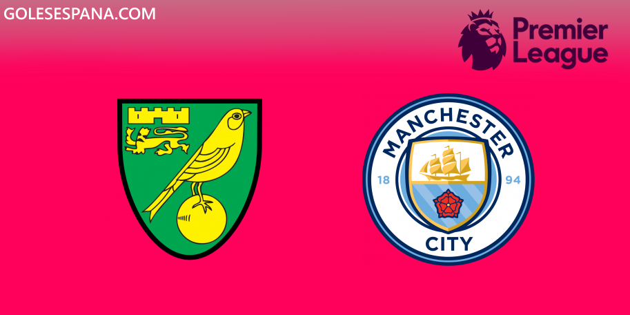 Norwich vs Manchester City en VIVO Online - Premier League 2019-2020 en directo Jornada 5