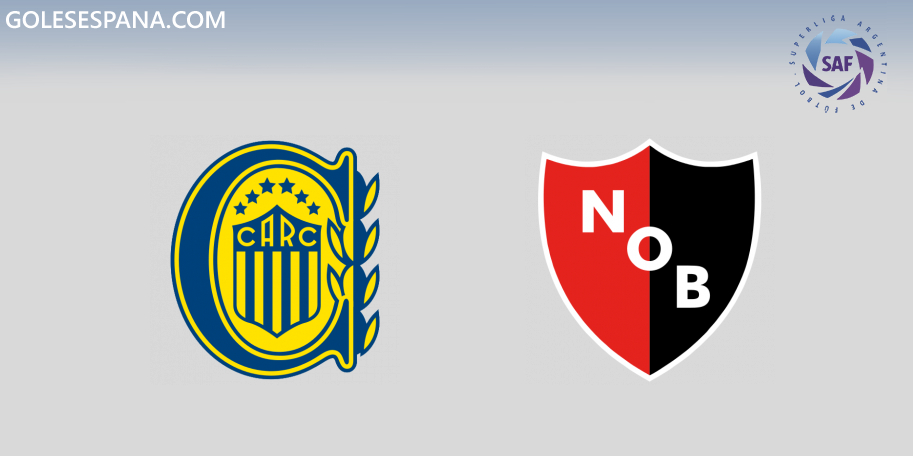 Rosario Central vs Newell's en VIVO Online - Superliga 2019-2020 en directo Jornada 6