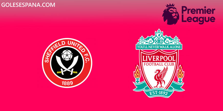 Sheffield United vs Liverpool en VIVO Online - Premier League 2019-2020 en directo Jornada 7
