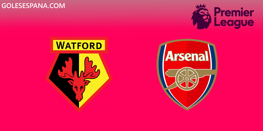 Watford vs Arsenal en VIVO Online - Premier League 2019-2020 en directo Jornada 5