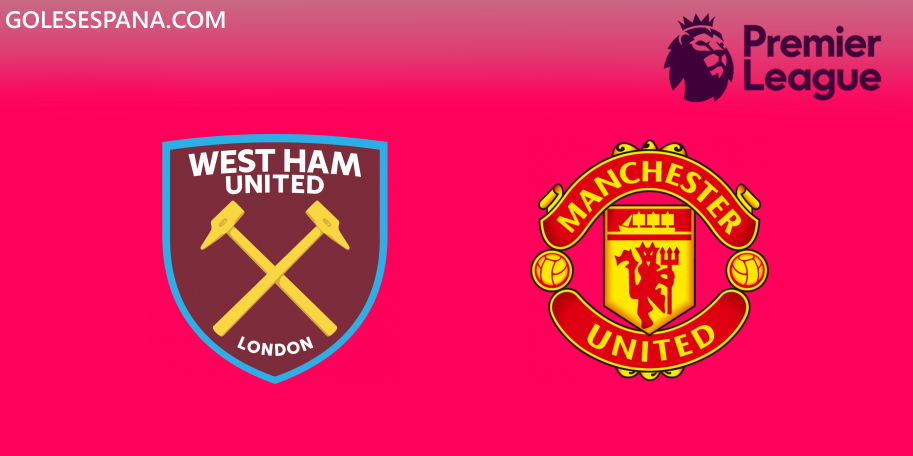 West Ham vs Manchester United en VIVO Online - Premier League 2019-2020 en directo Jornada 6
