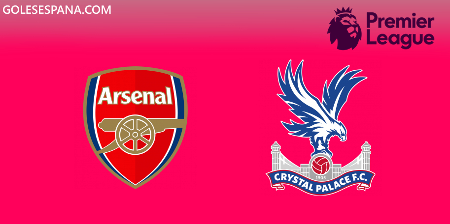 Arsenal vs Crystal Palace en VIVO Online - Premier League 2019-2020 en directo Jornada 10