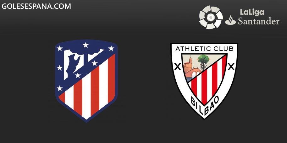 Atlético de Madrid vs Athletic Club en VIVO Online - Liga de España 2019-2020 en directo Jornada 10