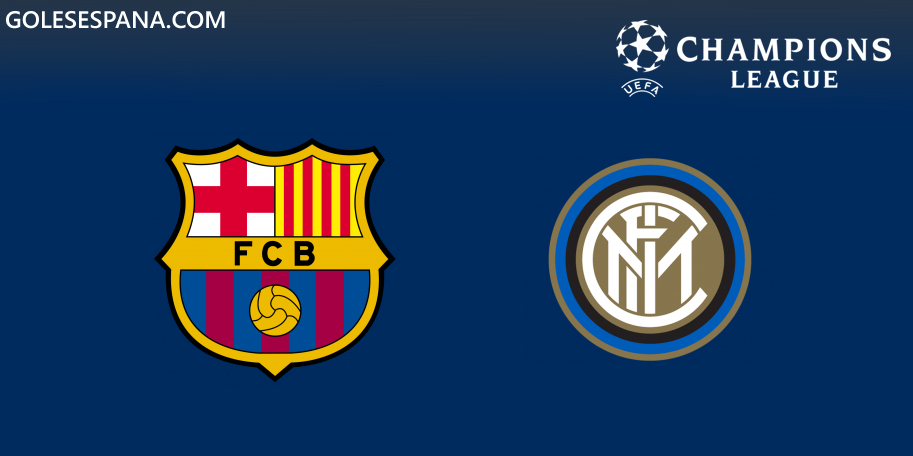 Barcelona vs Inter en VIVO Online - Champions League 2019-2020 en directo Grupo F