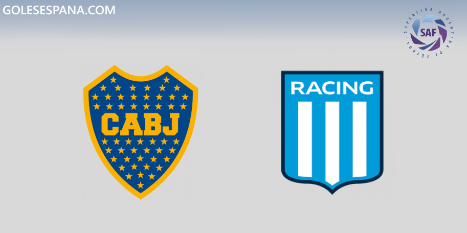Boca vs Racing en VIVO Online - Superliga 2019-2020 en directo Jornada 10