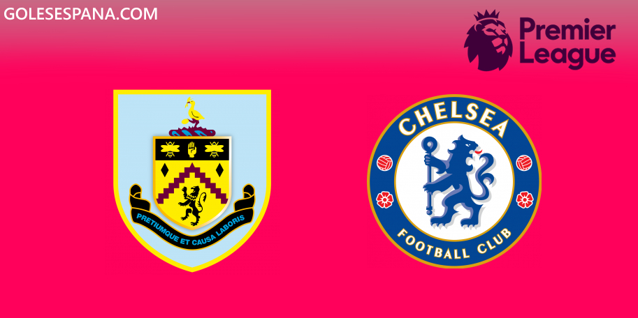 Burnley vs Chelsea en VIVO Online - Premier League 2019-2020 en directo Jornada 10