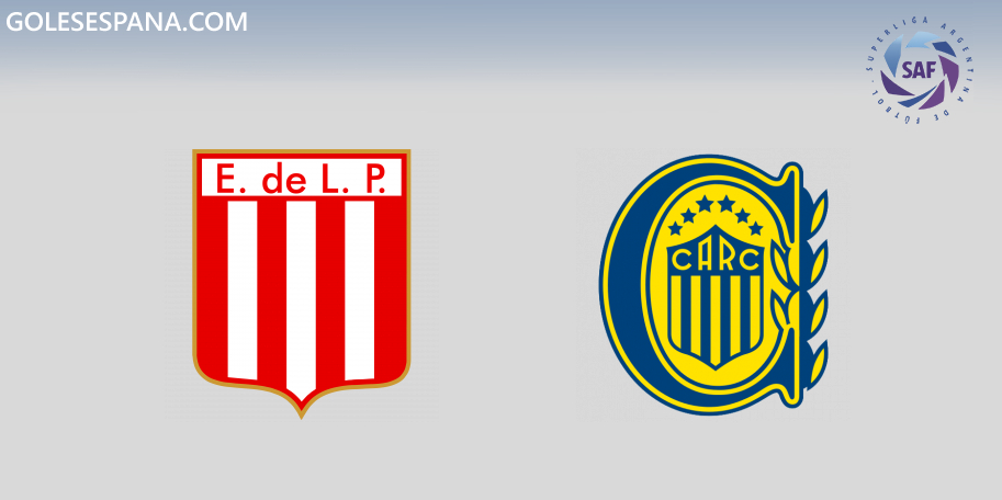 Estudiantes vs Rosario Central en VIVO Online - Superliga 2019-2020 en directo Jornada 11