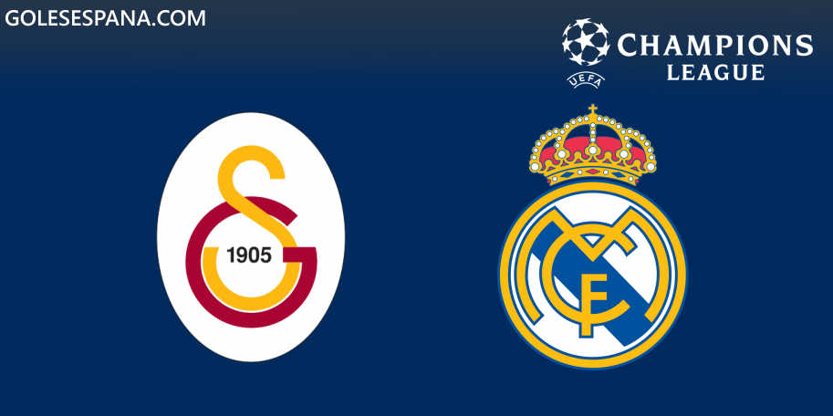 Galatasaray vs Real Madrid en VIVO Online - Champions League 2019-2020 en directo Grupo A