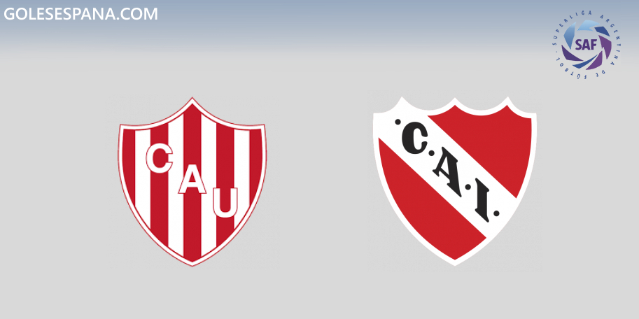 Unión vs Independiente en VIVO Online - Superliga 2019-2020 en directo Jornada 11