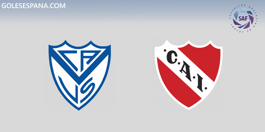 Vélez vs Independiente en VIVO Online - Superliga 2019-2020 en directo Jornada 9