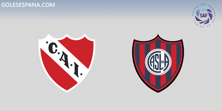 Independiente vs San Lorenzo en VIVO Online - Superliga 2019-2020 en directo Jornada 12