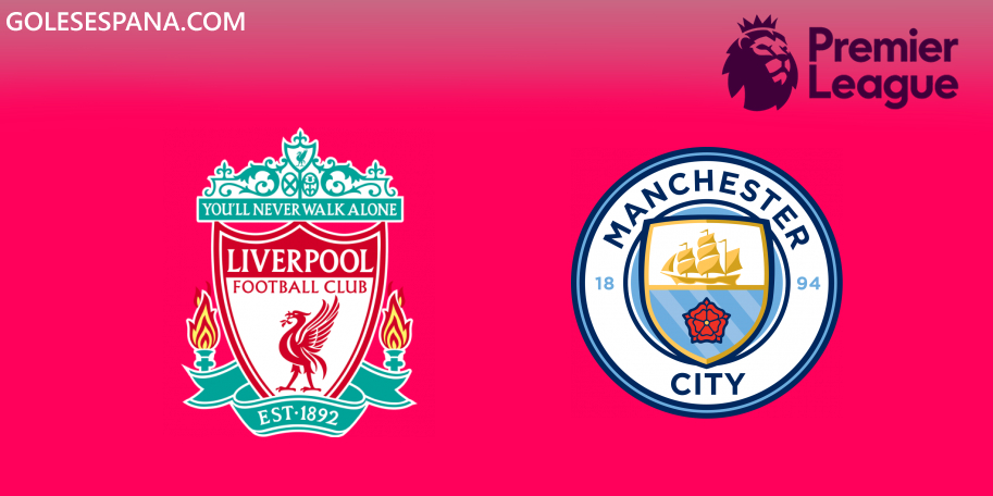 Liverpool vs Manchester City en VIVO Online - Premier League 2019-2020 en directo Jornada 12