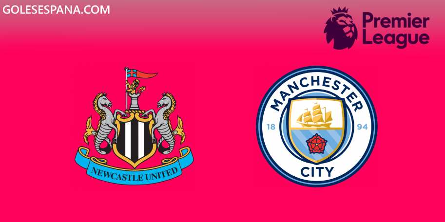 Newcastle vs Manchester City en VIVO Online - Premier League 2019-2020 en directo Jornada 14