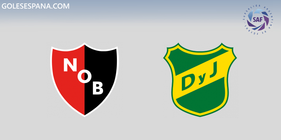 Newell's vs Defensa y Justicia en VIVO Online - Superliga 2019-2020 en directo Jornada 13