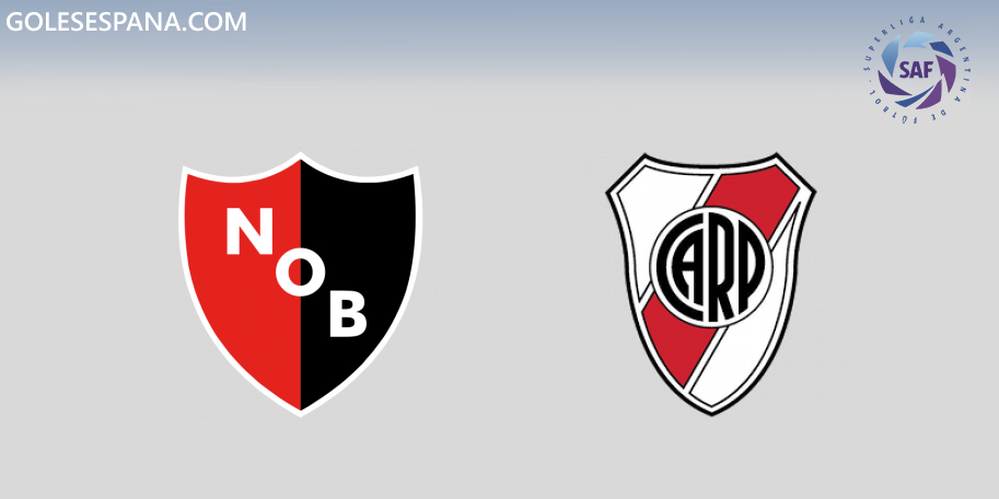 Newell's vs River en VIVO Online - Superliga 2019-2020 en directo Jornada 15