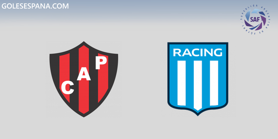 Patronato vs Racing en VIVO Online - Superliga 2019-2020 en directo Jornada 12