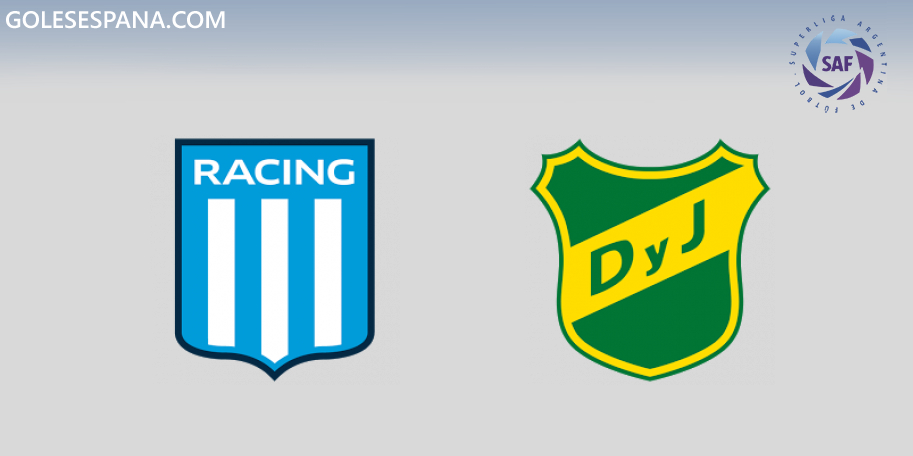 Racing vs Defensa y Justicia en VIVO Online - Superliga 2019-2020 en directo Jornada 15