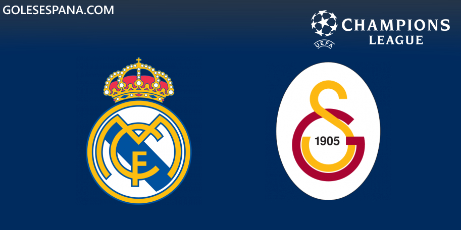Real Madrid vs Galatasaray en VIVO Online - Champions League 2019-2020 en directo Grupo A