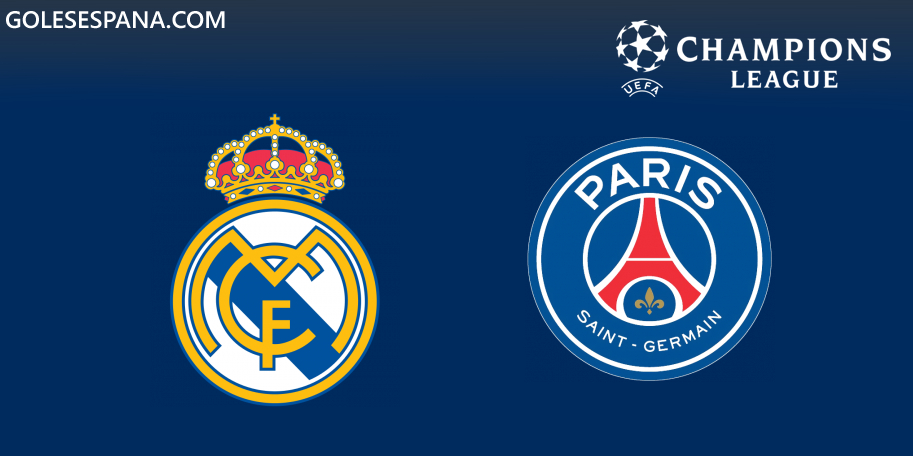 Real Madrid vs PSG en VIVO Online - Champions League 2019-2020 en directo Grupo A