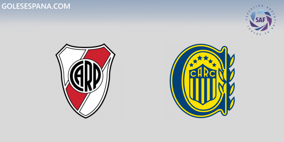 River vs Rosario Central en VIVO Online - Superliga 2019-2020 en directo Jornada 13