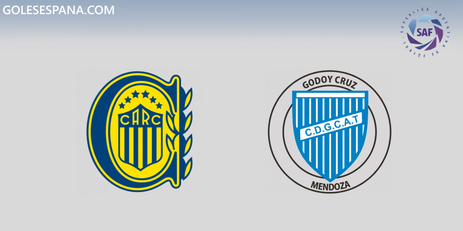Rosario Central vs Godoy Cruz en VIVO Online - Superliga 2019-2020 en directo Jornada 12