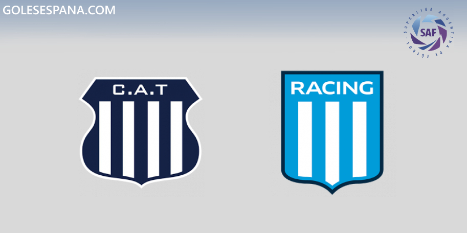 Talleres vs Racing en VIVO Online - Superliga 2019-2020 en directo Jornada 14